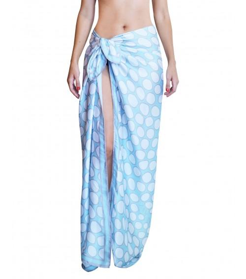 designer multiuse scarf silk