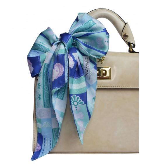 michelangelos david italy inspiration purse neck wrist scarf