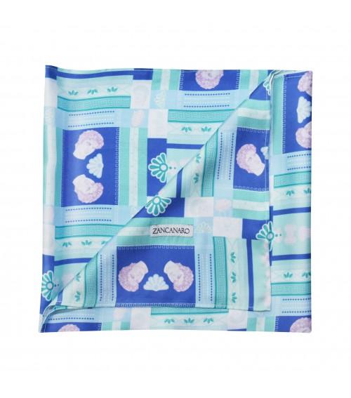 multiuse designer scarf david michelangelo print
